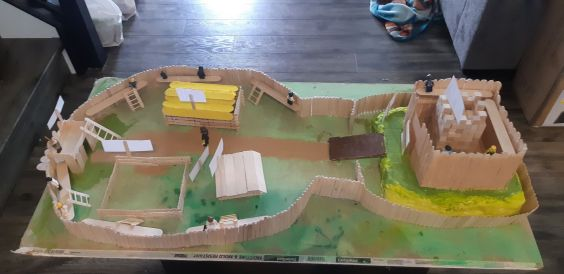 Andrei & Ravenjay's Project View 1